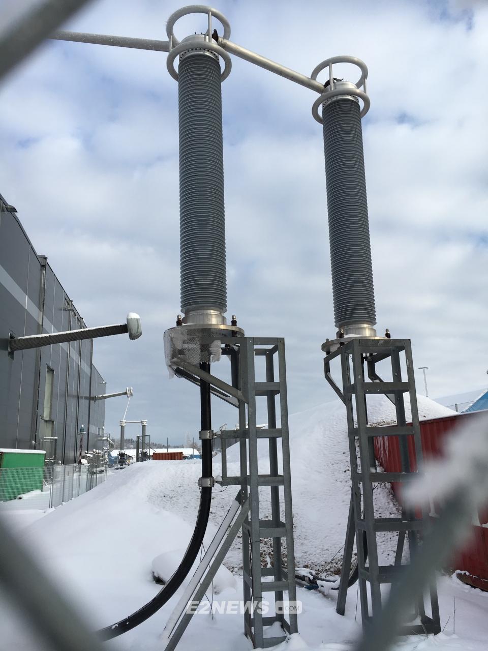 ▲넥상스의 525kV 역대 최고전압 HVDC 케이블 시스템 ⓒ넥상스코리아