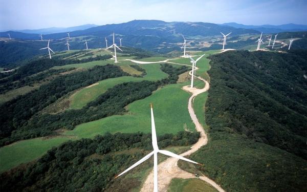 최대 풍력발전단지 오픈…연 5만가구 전력공급 가능 - ::: 글로벌 녹색성장 미디어 - 이투뉴스